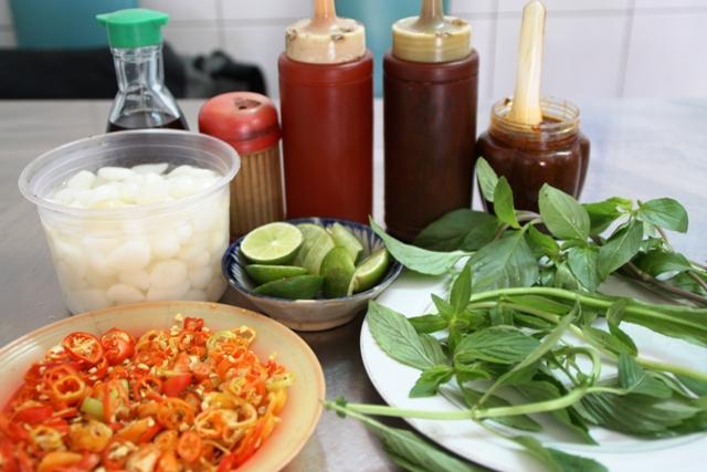 Pho - Vietnam's National noodle soup dish
