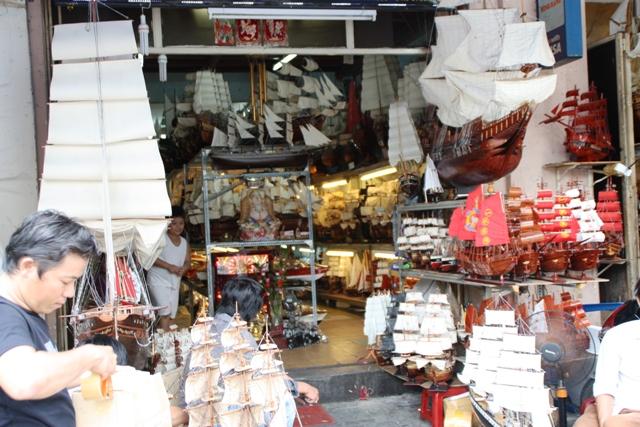 Model boat store
