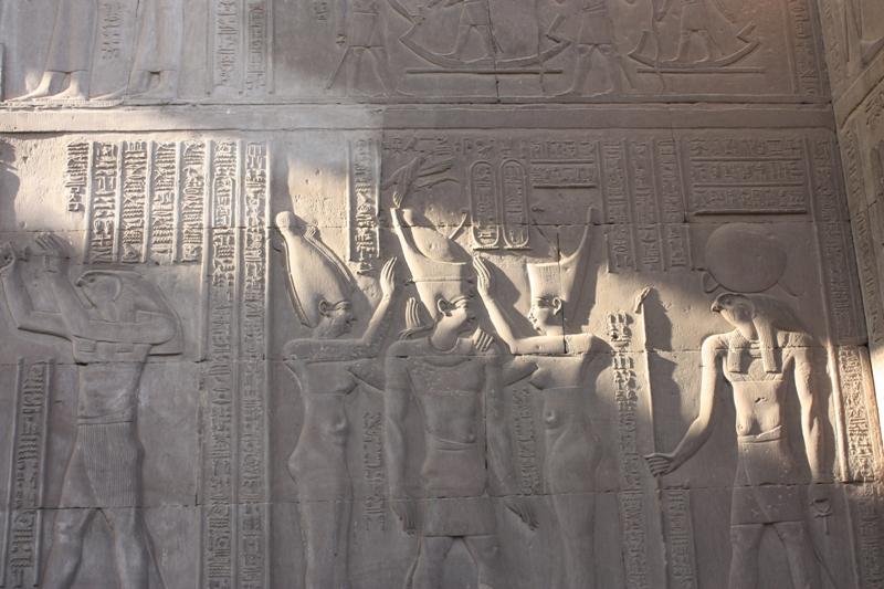 091128 Kom Ombo relief