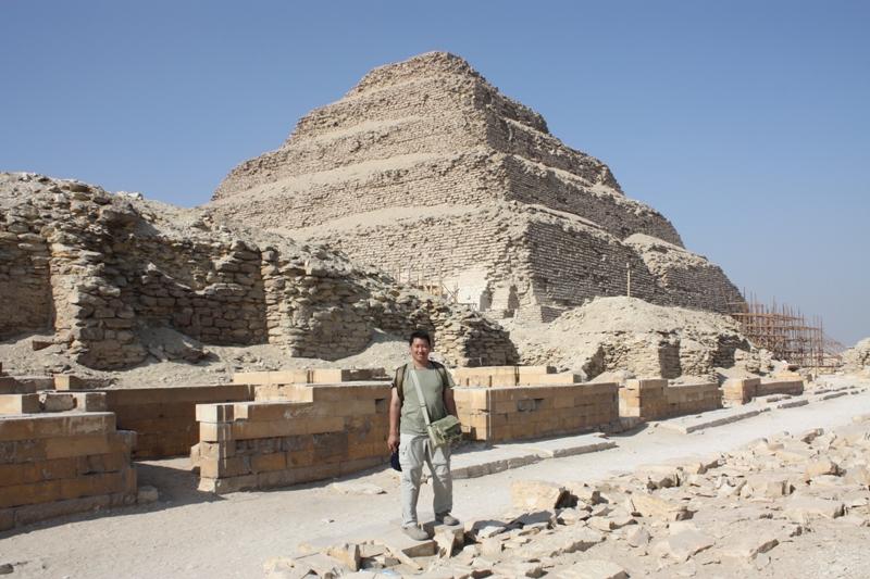 091202 Sakkara Step Pyramid