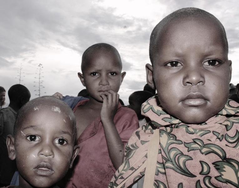 091212 Maasai Children 2