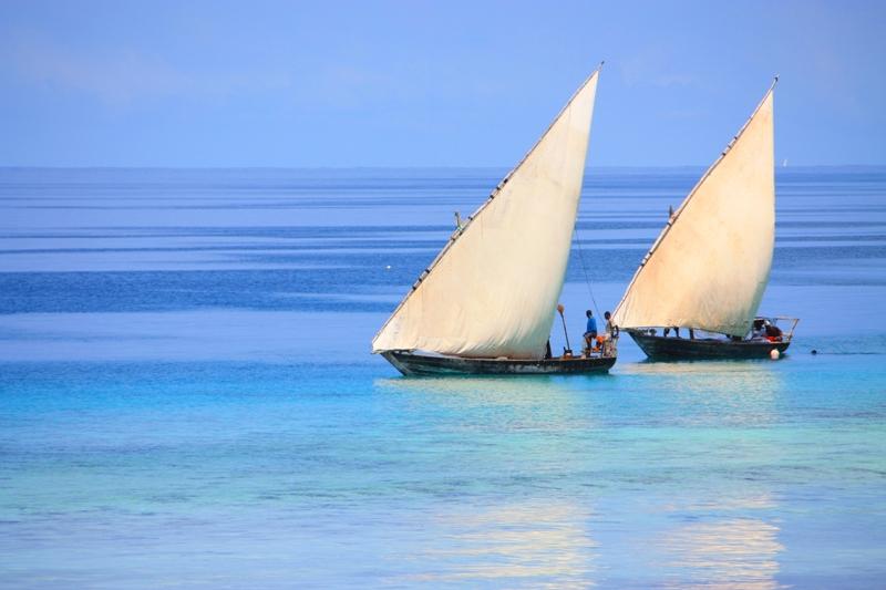 091216 Zanzibar Dhows a