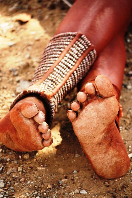 100118 Himba Feet