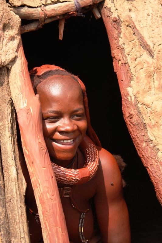 100118 Himba Hut 2