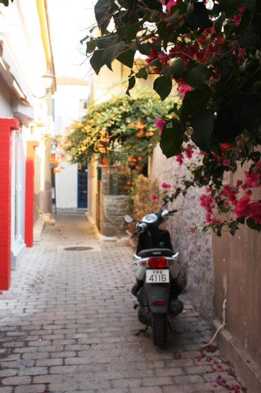Aegina, Alleyway 2
