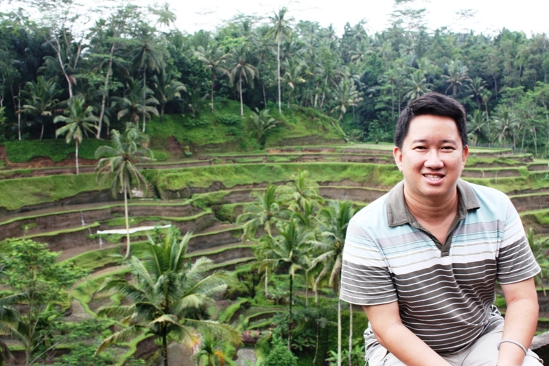 Bali - Terraced Rice Fields 3