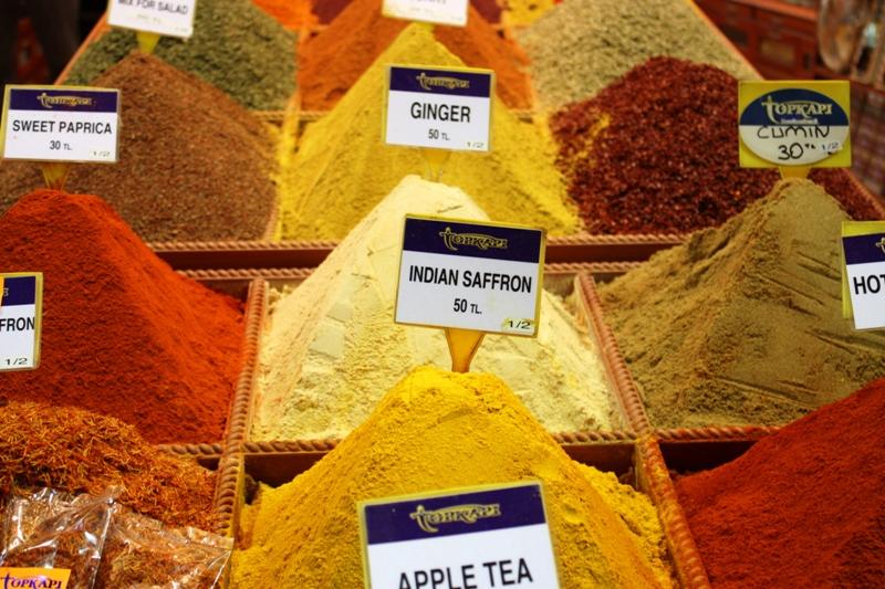 Egyptian Spice Bazaar