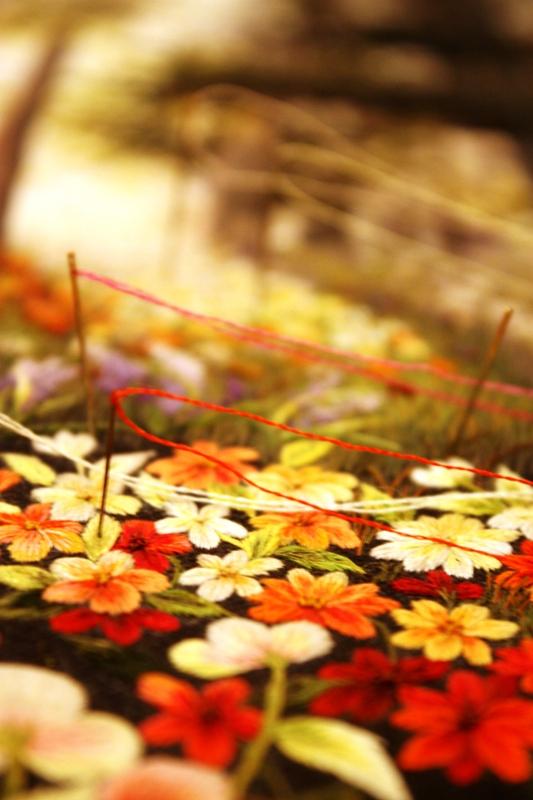 Hanoi - Embroidery