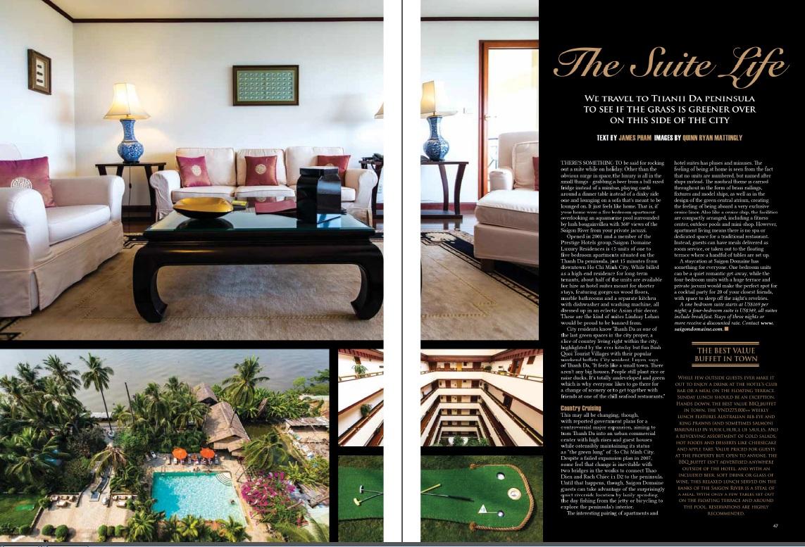 Hotel Review - Saigon Domaine - 2013-04 Oi Vietnam