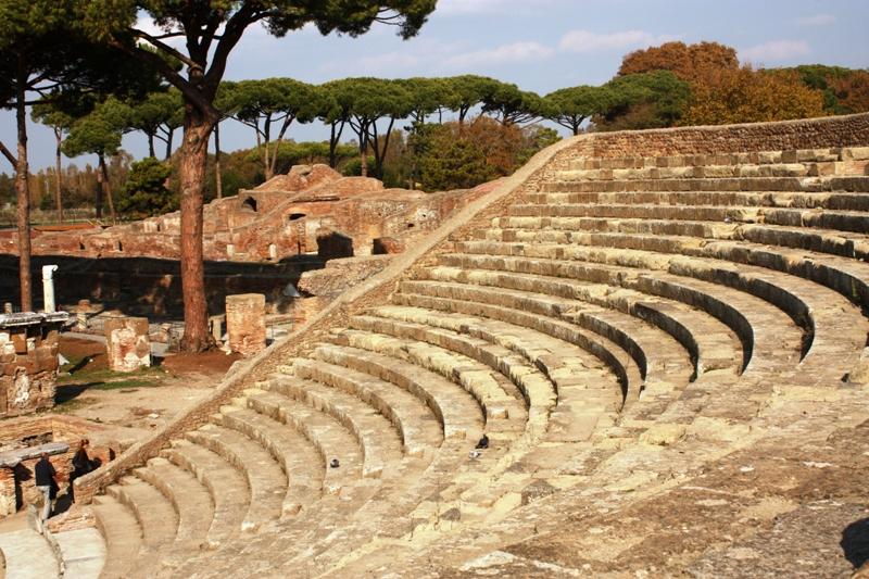Ostia Antica - Theater