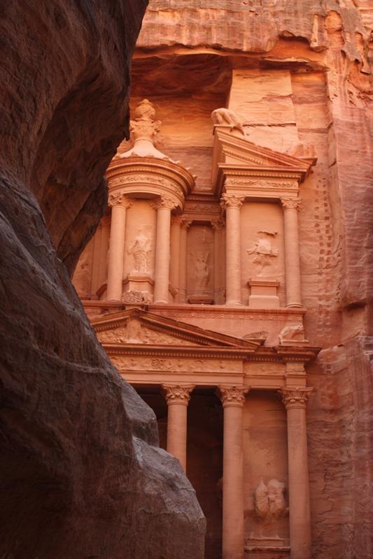 Petra - First look at Treasury