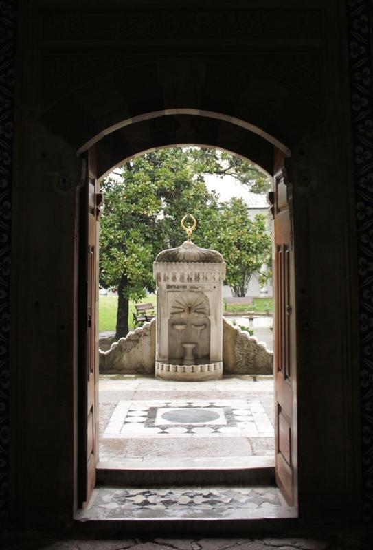 Topkapi Palace - Door