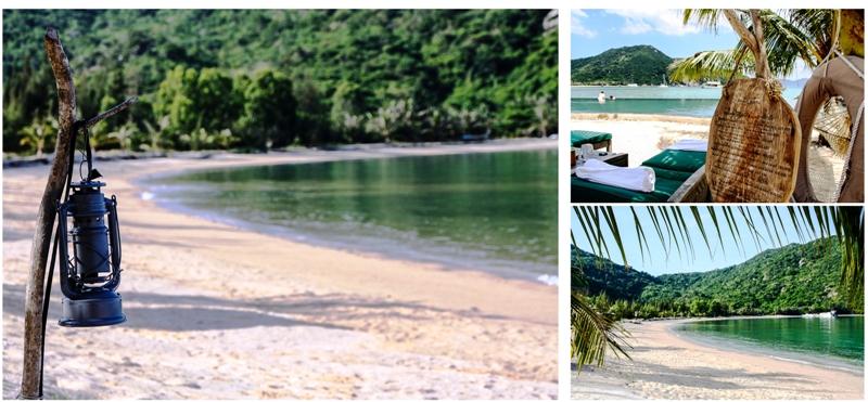 An Lam Ninh Van Bay - Beach
