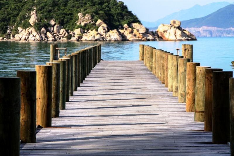 An Lam Villas Ninh Van Bay - Jetty