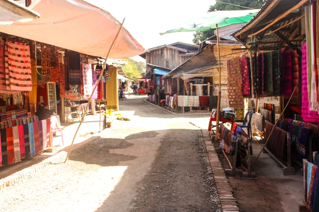 Luang Prabang Crafts Village