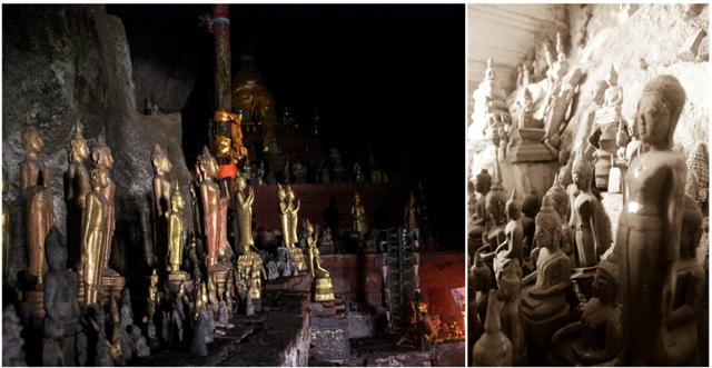 Luang Prabang - Pak Ou Buddha Cave