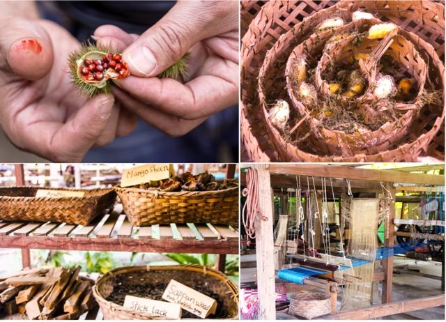 Luang Prabang - Weaving