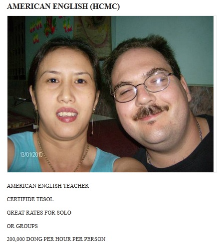 Craigslist - American English