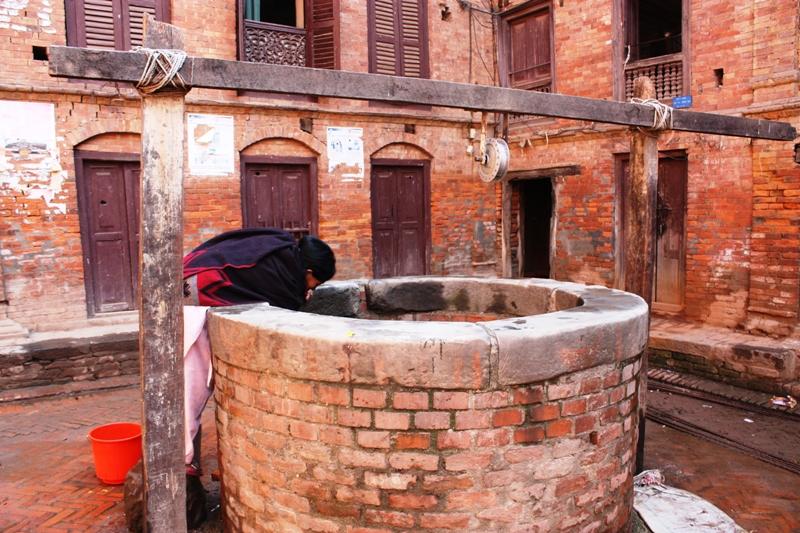 Bhaktapur Well