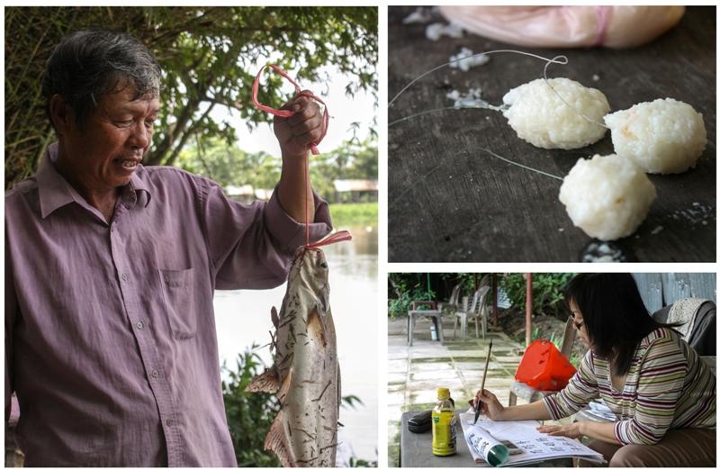Thanh Da - Fishing 2