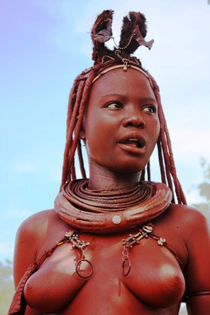 2010 0118 Himba Girl