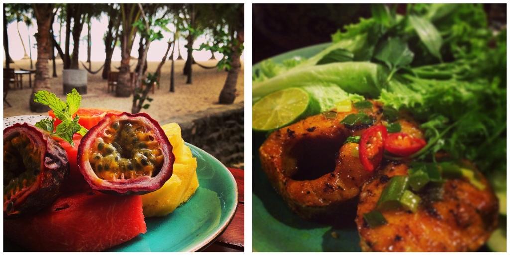 Peppercorn Resort - Food