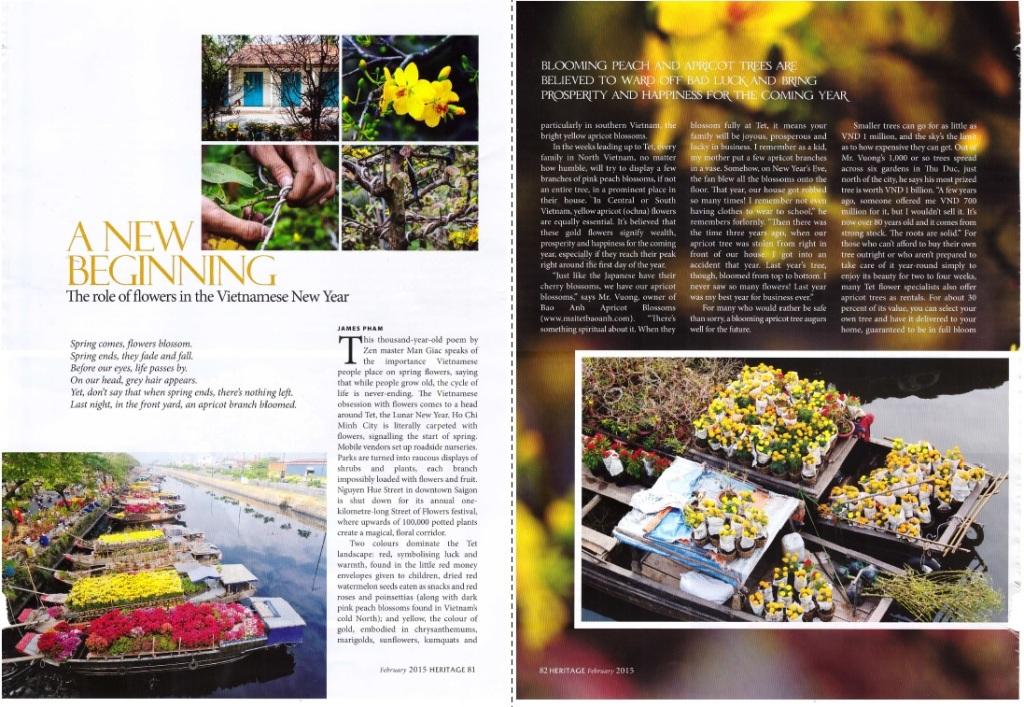 2015-02 Heritage - Tet Flowers