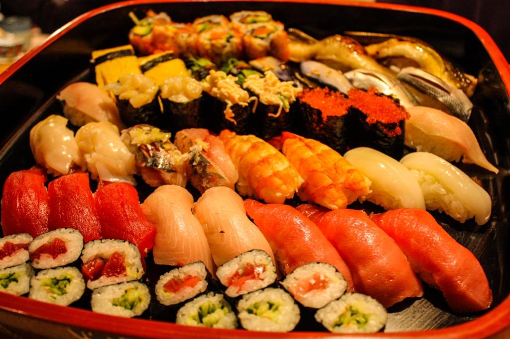 Tokyo - Sushi - James Pham-1