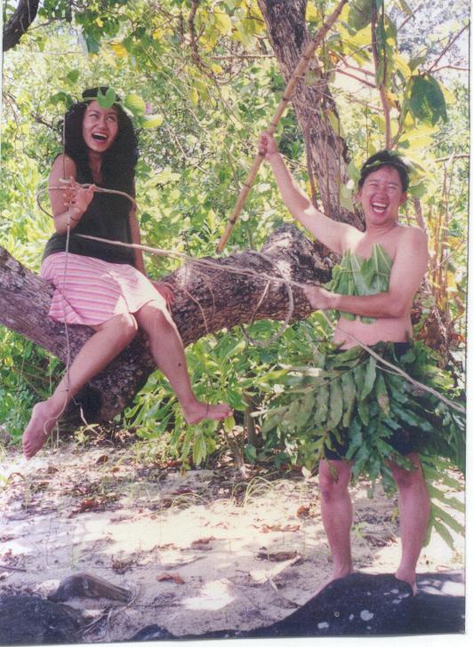 Ksom Adam and Eve