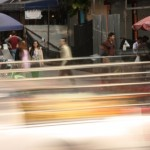 Life is a blur