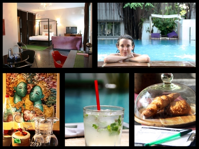 Phnom Penh Hotels - Elegant Touches at Circa 51