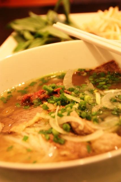 Pho - Vietnam's Famous Noodle Soup