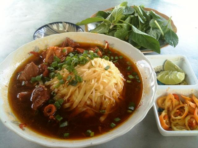 Vietnamese food - Beef stew