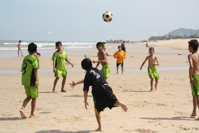 Vung Tau - Soccer