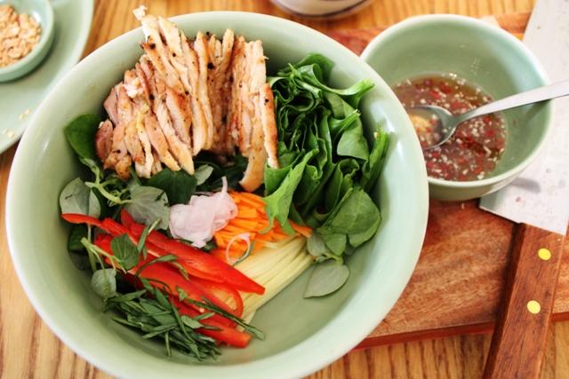 Saigon Cooking Class - Mango Salad