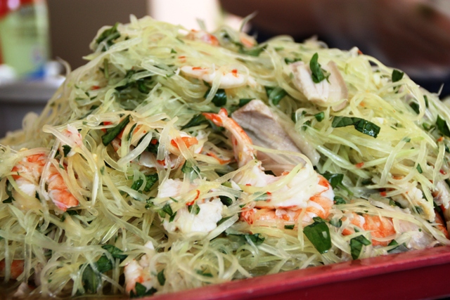 Papaya Salad - Mountain