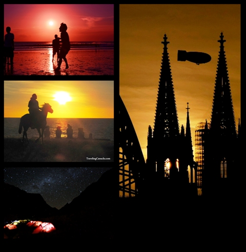 Battle of Silhouettes