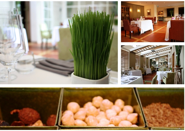 Olivier Restaurant - Sofitel Saigon Plaza