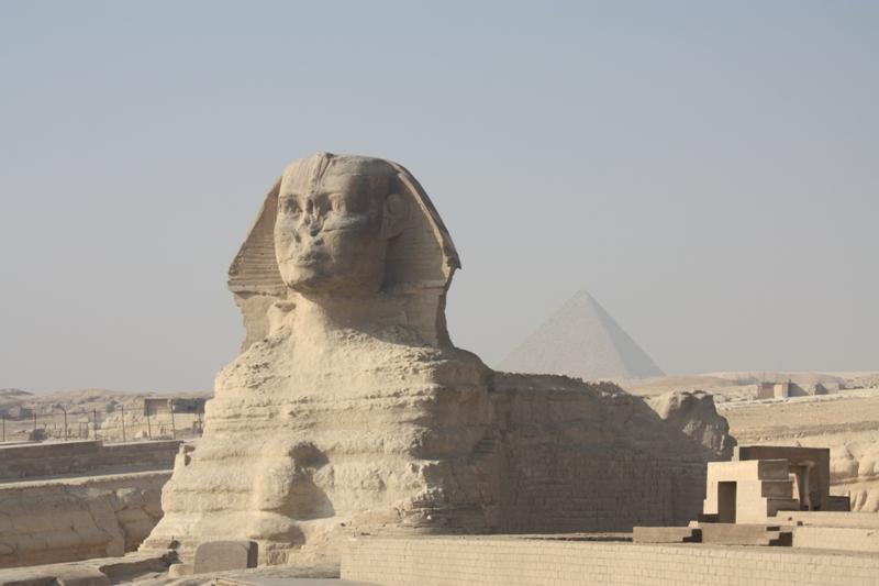 091202 Giza Sphynx 01