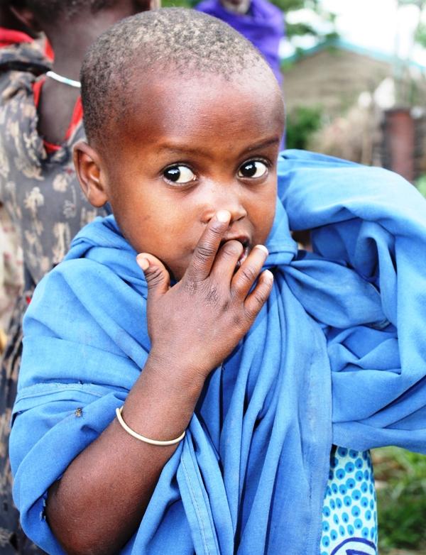 091212 Maasai Children 3