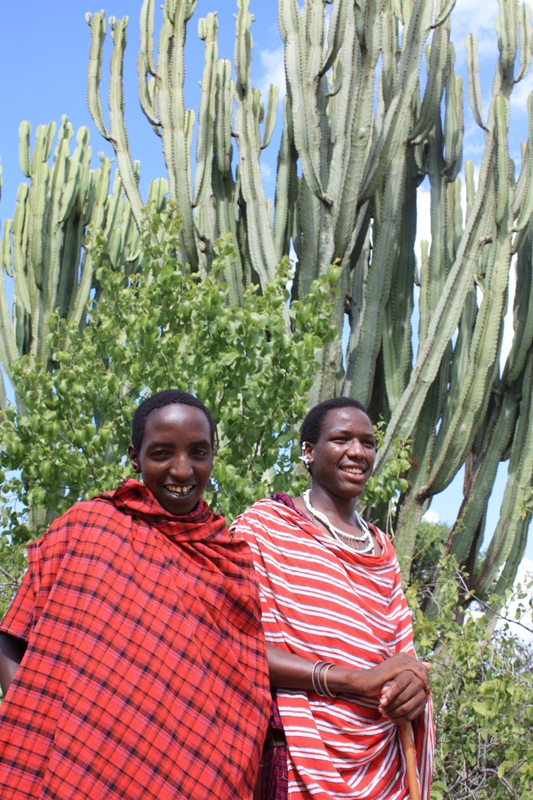 091220 Baobab Camp Maasai