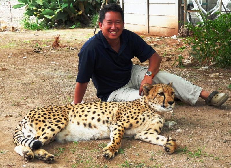 100116 Cheetah Pose 4