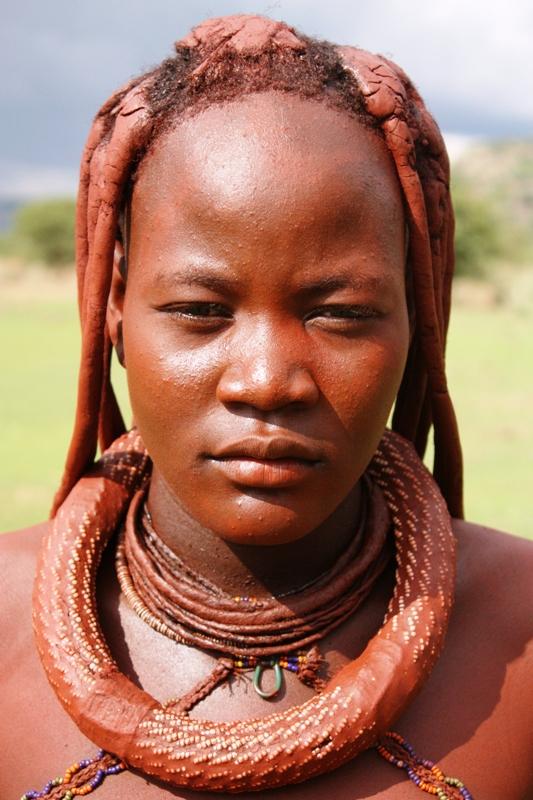 100118 Himba Girl 3