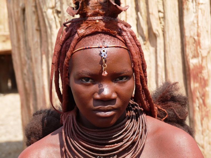 100118 Himba Girl 6