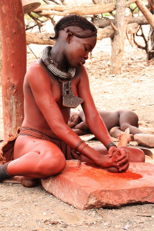 100118 Himba Ochre