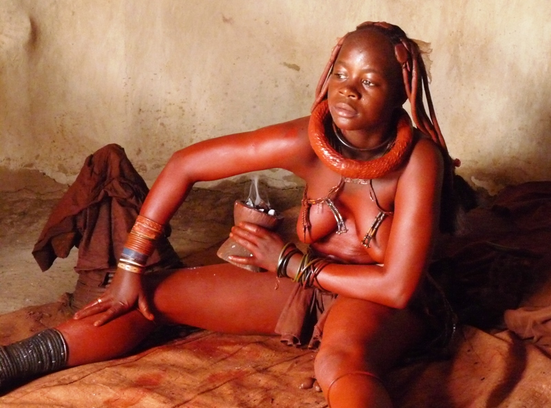 Naked african women bathing opinion you