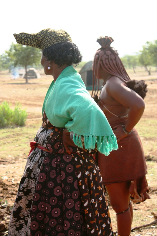 100118 Himba and Harare