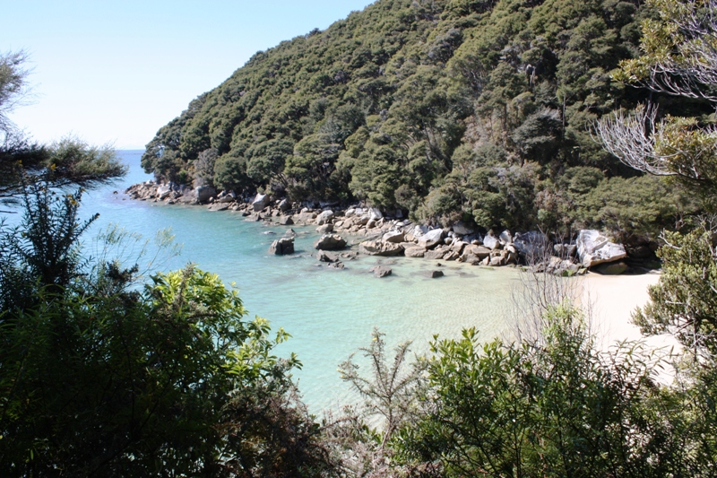 Abel Tasman Medlands Beach
