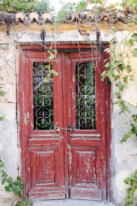 Aegina, door