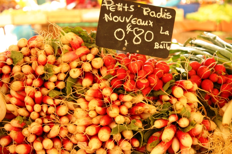 Aix en Provence - Farmer's Market 2